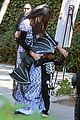 sandra bullock goes spooky for halloween party with louis 14