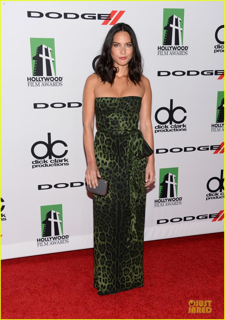 sandra bullock olivia munn hollywood film awards 2013 032976622