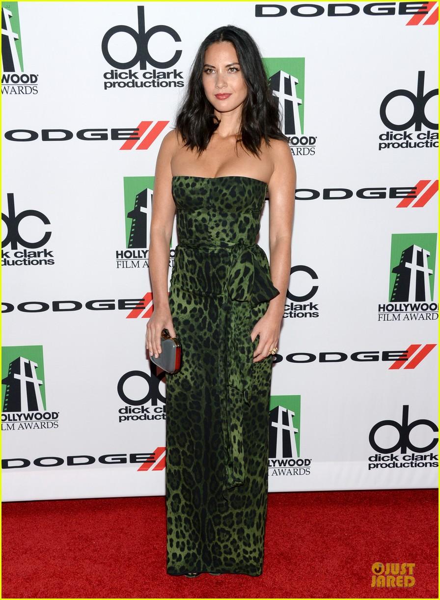 sandra bullock olivia munn hollywood film awards 2013 072976626