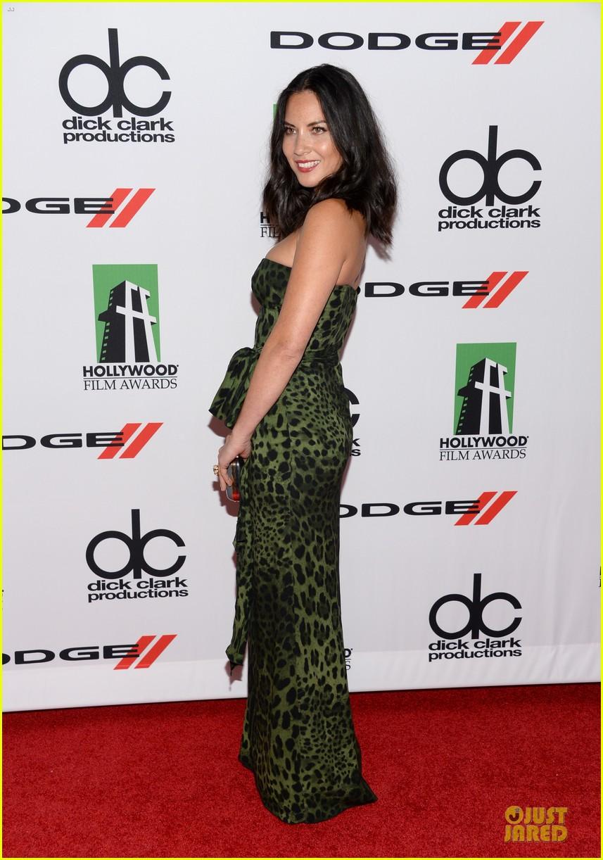 sandra bullock olivia munn hollywood film awards 2013 102976629