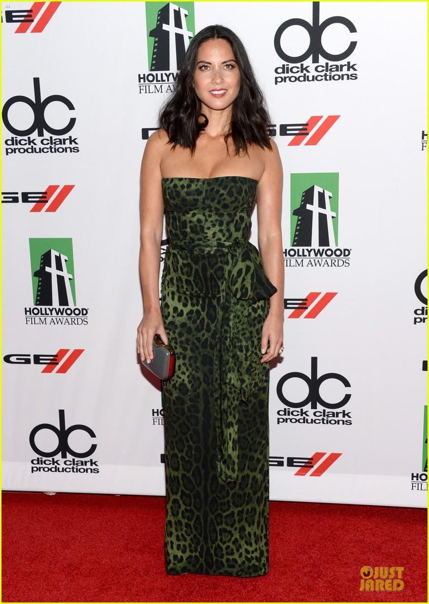 sandra bullock olivia munn hollywood film awards 2013 112976630