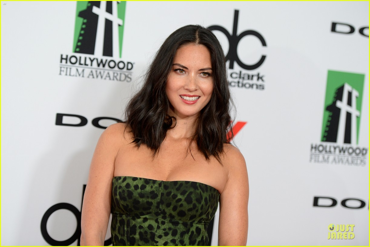 sandra bullock olivia munn hollywood film awards 2013 222976641