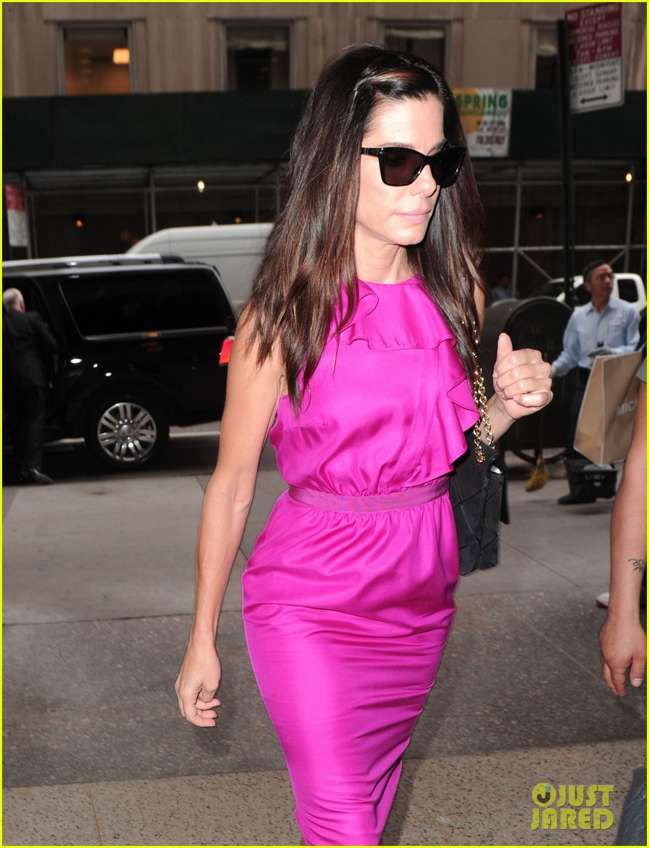 sandra bullock george clooney competitive rappers 042965515