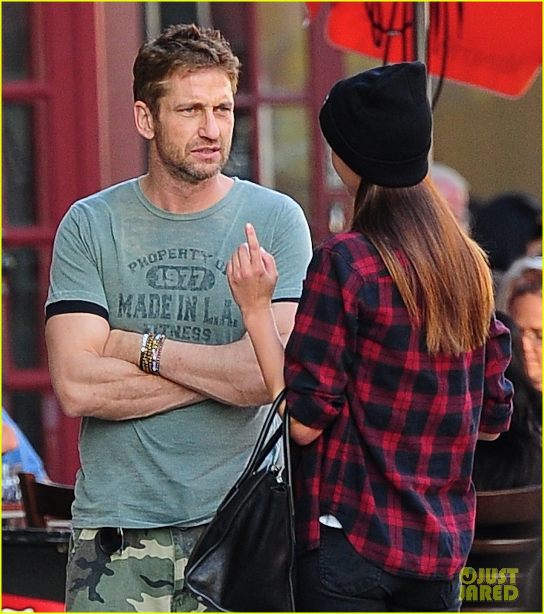 gerard butler meets up with gal pal in the meatpacking district 032965858
