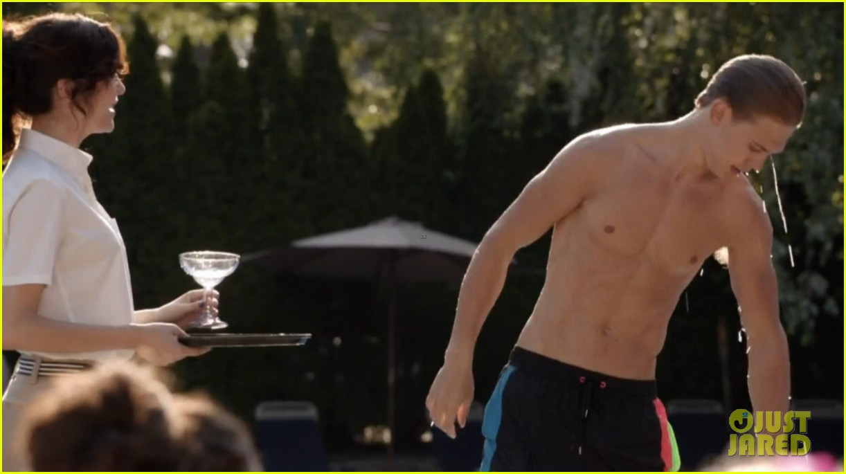 Wonder what Vanessa sees in him? Hudgens boyfriend Austin