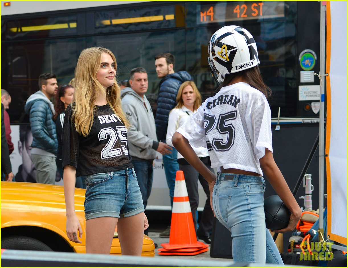 cara delevingne dkny shoot with asap rocky jourdan dunn 122972331