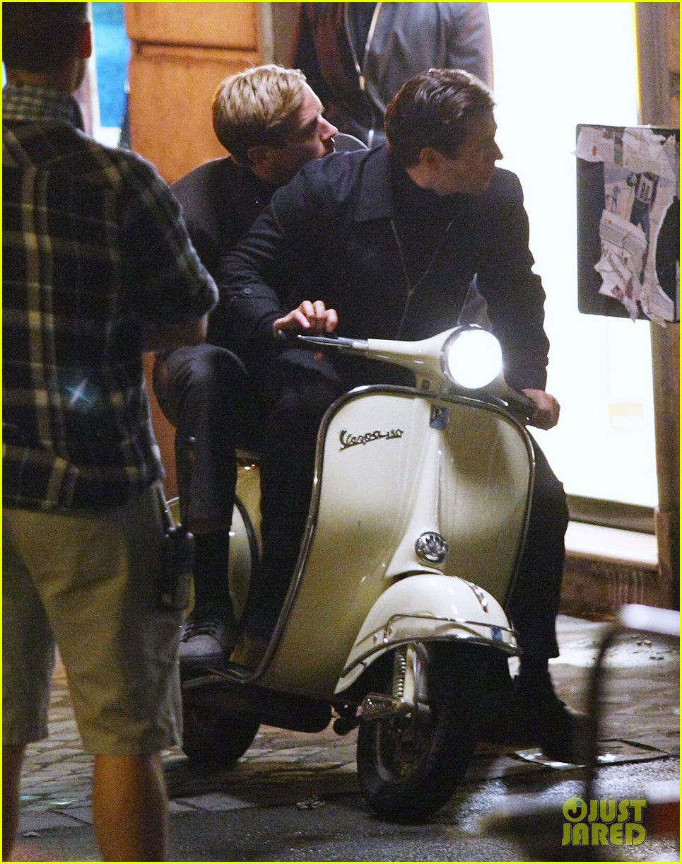 henry cavill armie hammer vespa ride for uncle 072965819