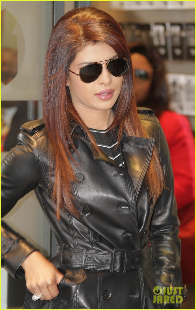 priyanka chopra promotes bollywood film krrish 3 in london 012972688