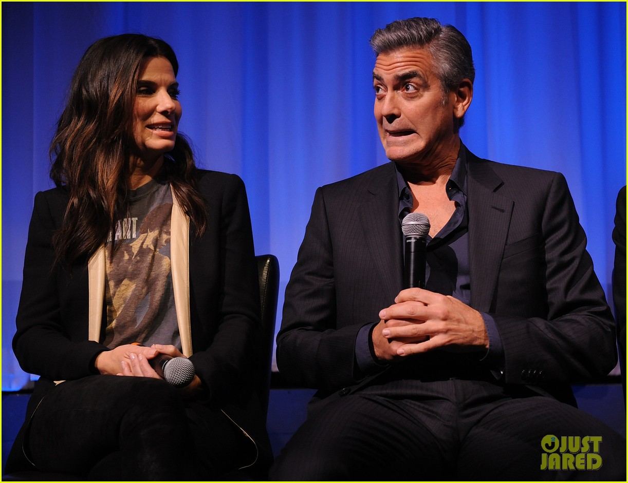 george clooney reveals why he wont date sandra bullock 092964964