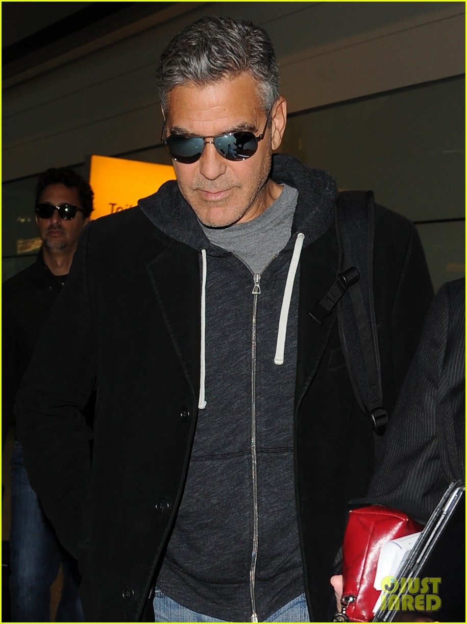 george clooney i didnt write that scene in gravity 022976512