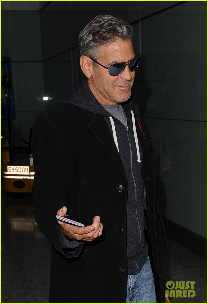 george clooney i didnt write that scene in gravity 042976514
