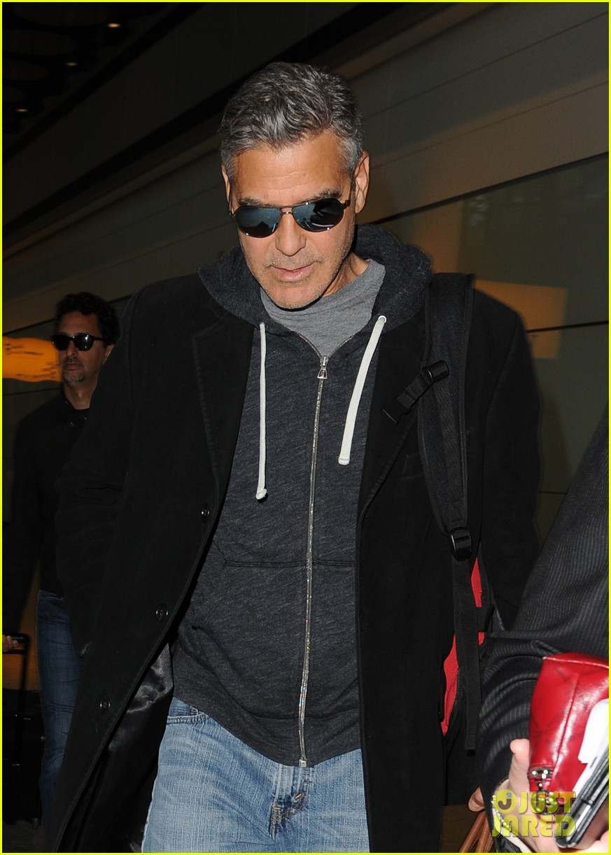 george clooney i didnt write that scene in gravity 072976517