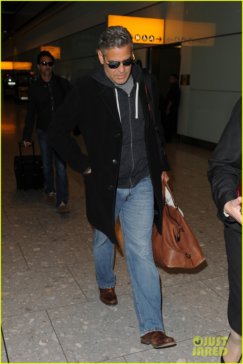 george clooney i didnt write that scene in gravity 092976519