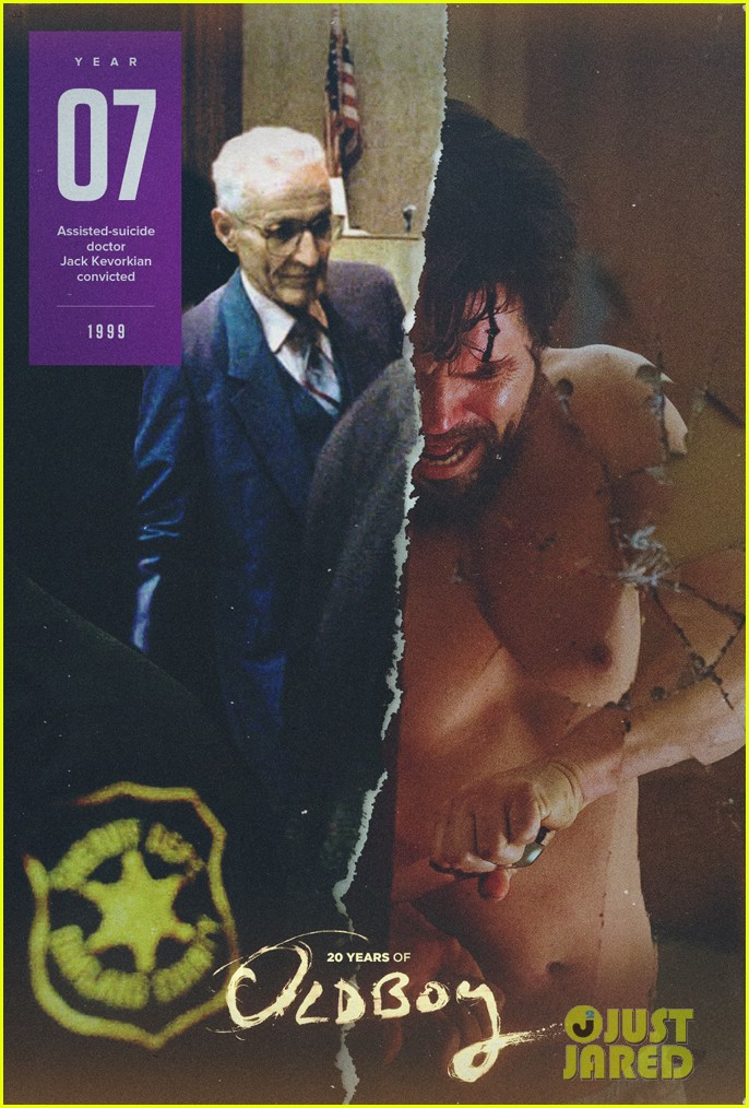 sharlto copley shirtless as oldboy villain in new still 092972136