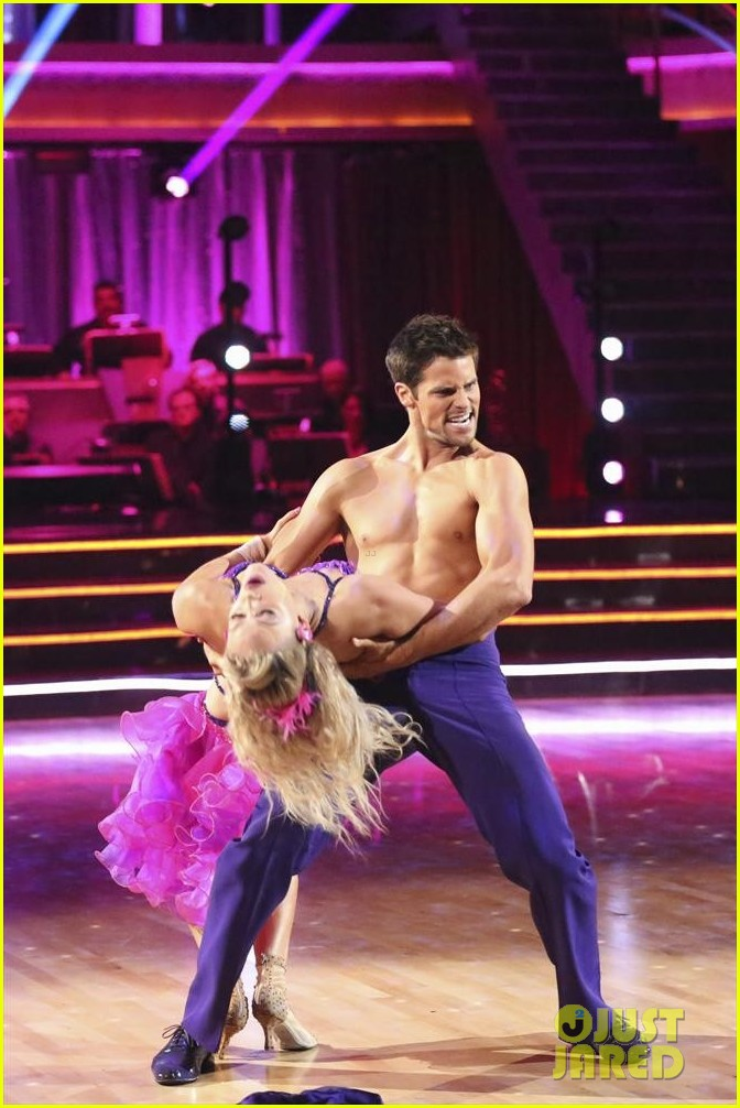 corbin bleu brant daugherty shirtless for dwts 01