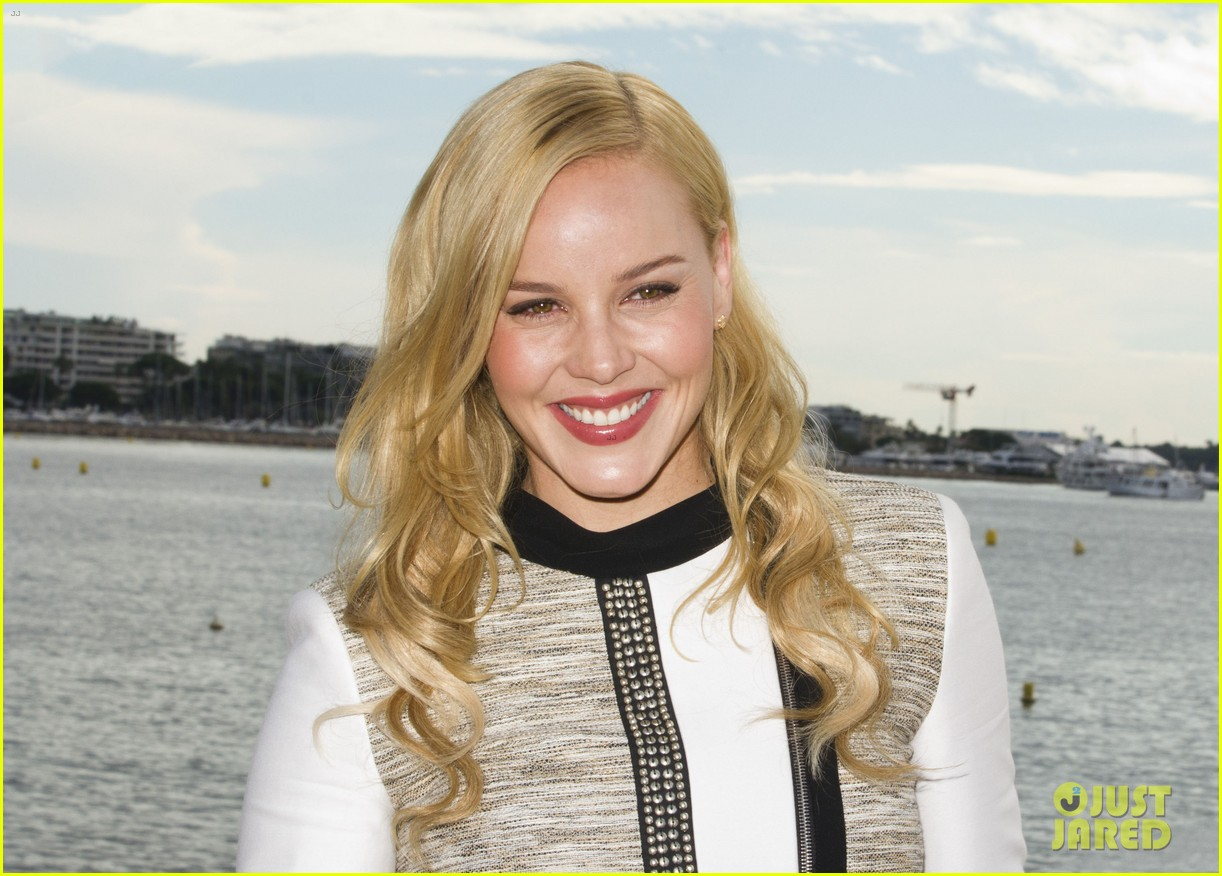 abbie cornish klondike cannes photo call 062968301