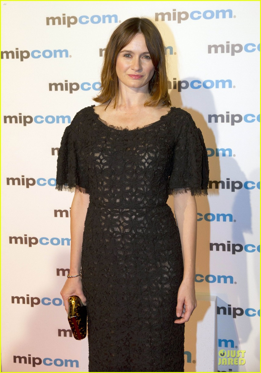 abby cornish emily mortimer mipcom party 112968587