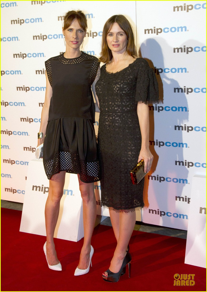 abby cornish emily mortimer mipcom party 12