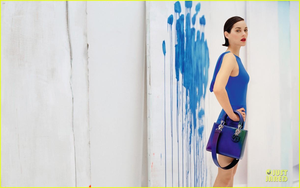marion cotillard new lady dior campaign pics 01