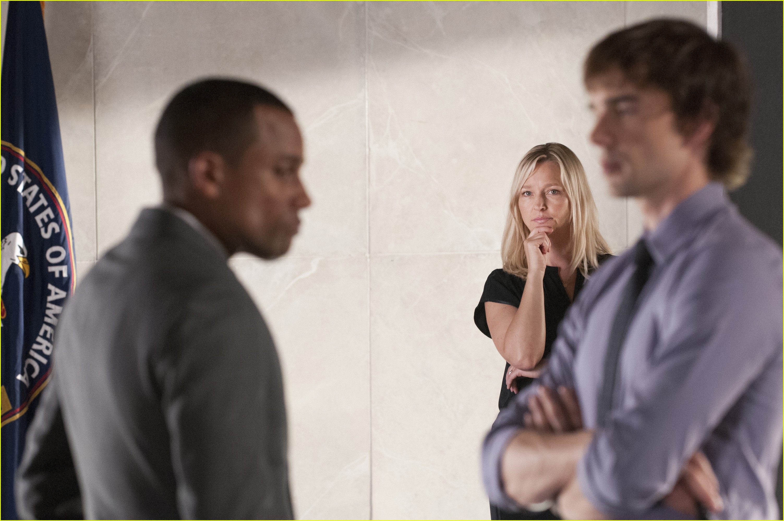 covert affairs exclusive clip joan confronts auggie 082977297