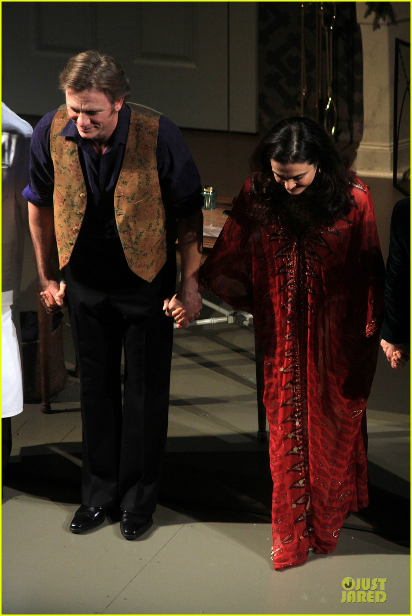 daniel craig rachel weisz betrayal first preview performance 19