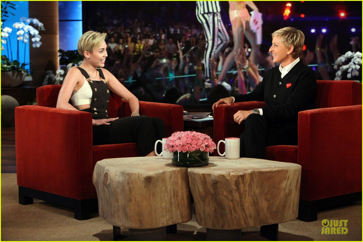 miley cyrus talks liam hemsworth split on ellen 042969974