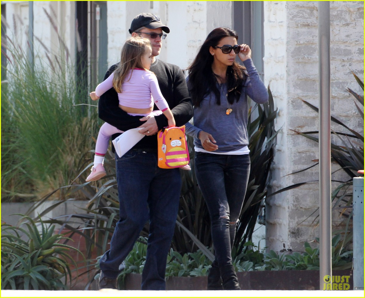 matt damon more time with family pilot ordered by cbs 072970682