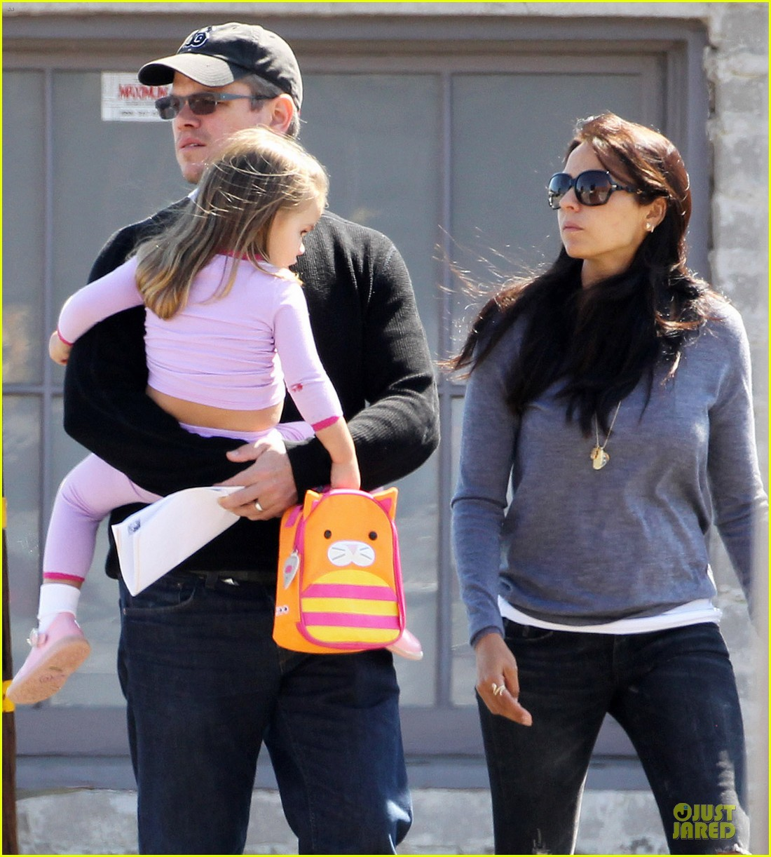 matt damon more time with family pilot ordered by cbs 122970687