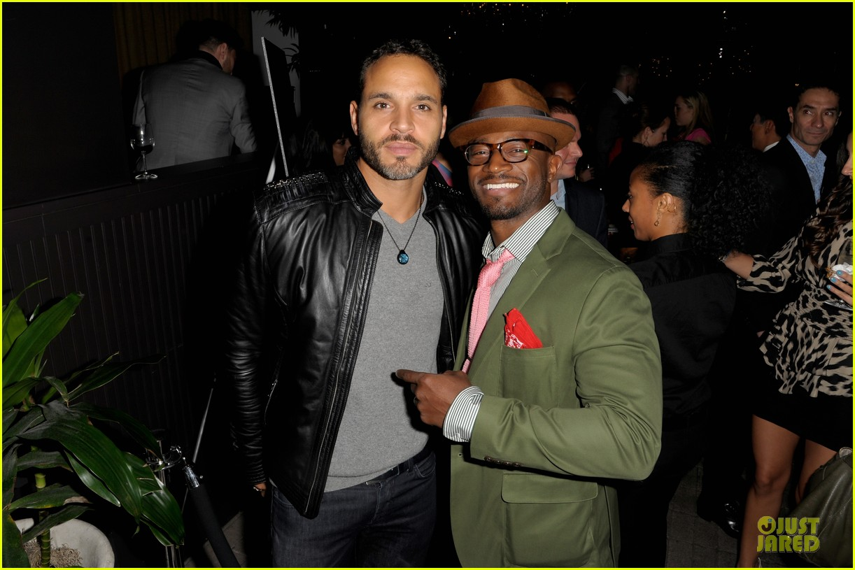 rosario dawson taye diggs men health celebration 02