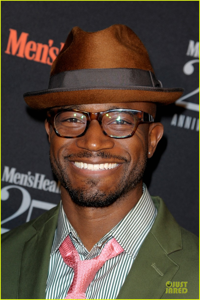 rosario dawson taye diggs men health celebration 082969337