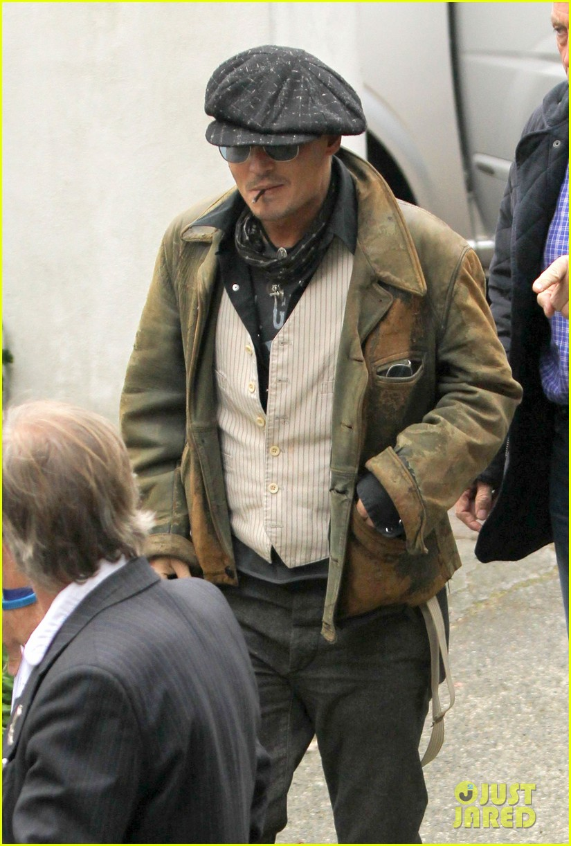 johnny depp sells fox comedy pilot 012963915