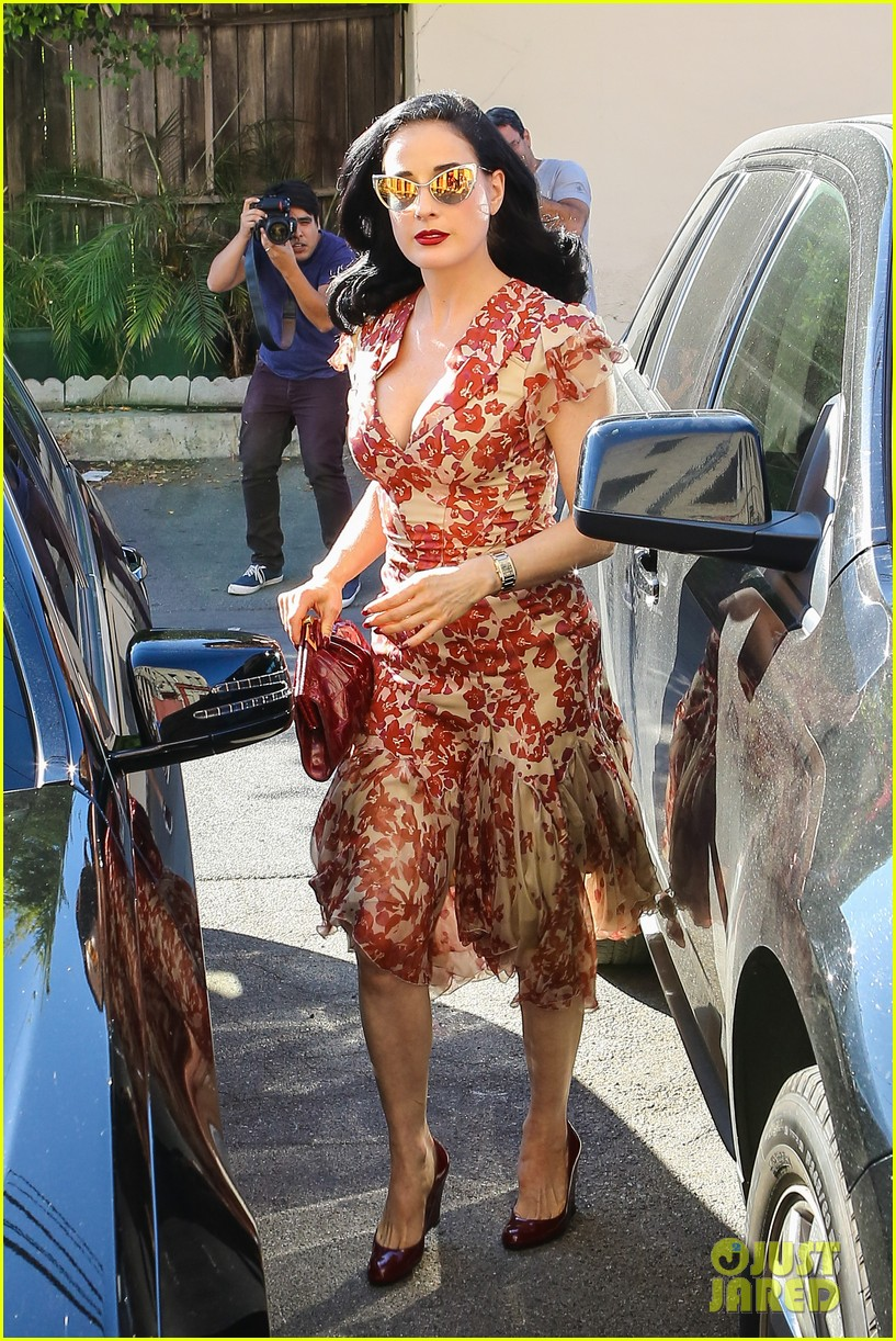 dita von teese shares halloween costume inspirations 062973104