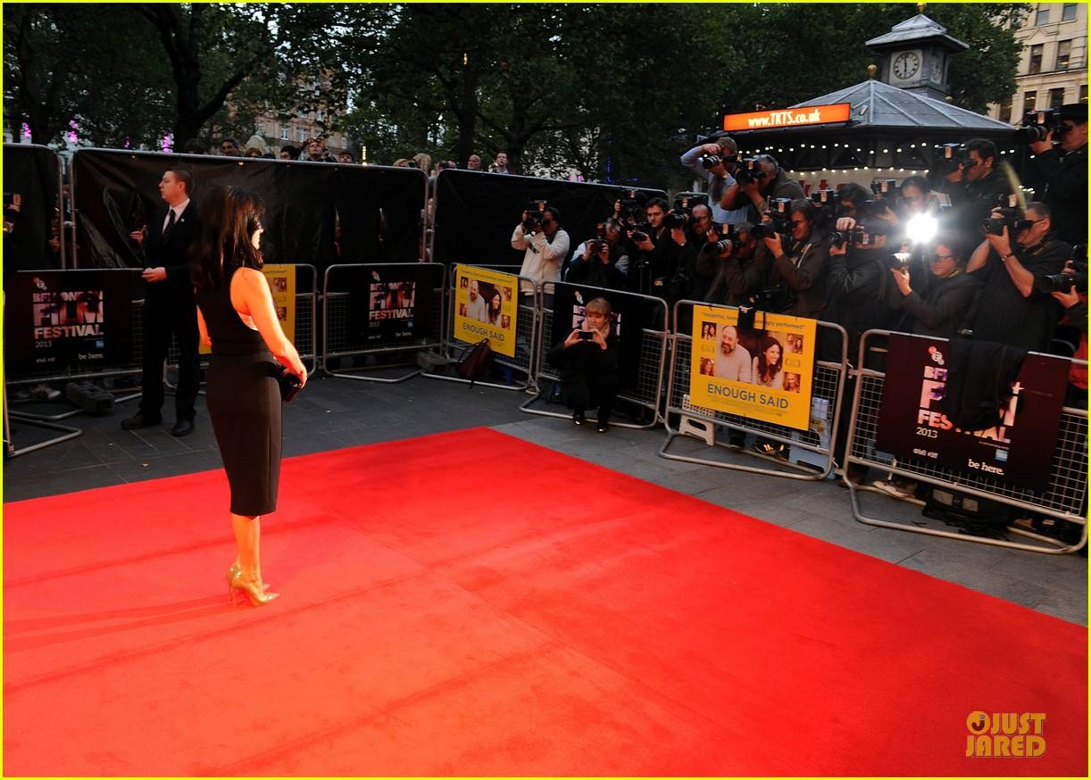 julia louis dreyfus enough said at bfi film fest 08