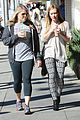 hilary duff grabs coffee with gal pal in beverly hills 08