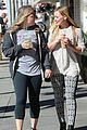 hilary duff grabs coffee with gal pal in beverly hills 12