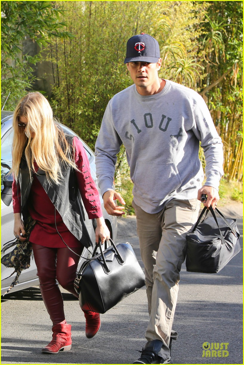 fergie josh duhamel weve gotta move fast on second baby 232982009