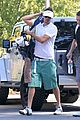 josh duhamel golf course fun with male pal 12