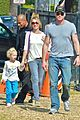eric dane rebecca gayheart mr bones pumpkin patch visit 11