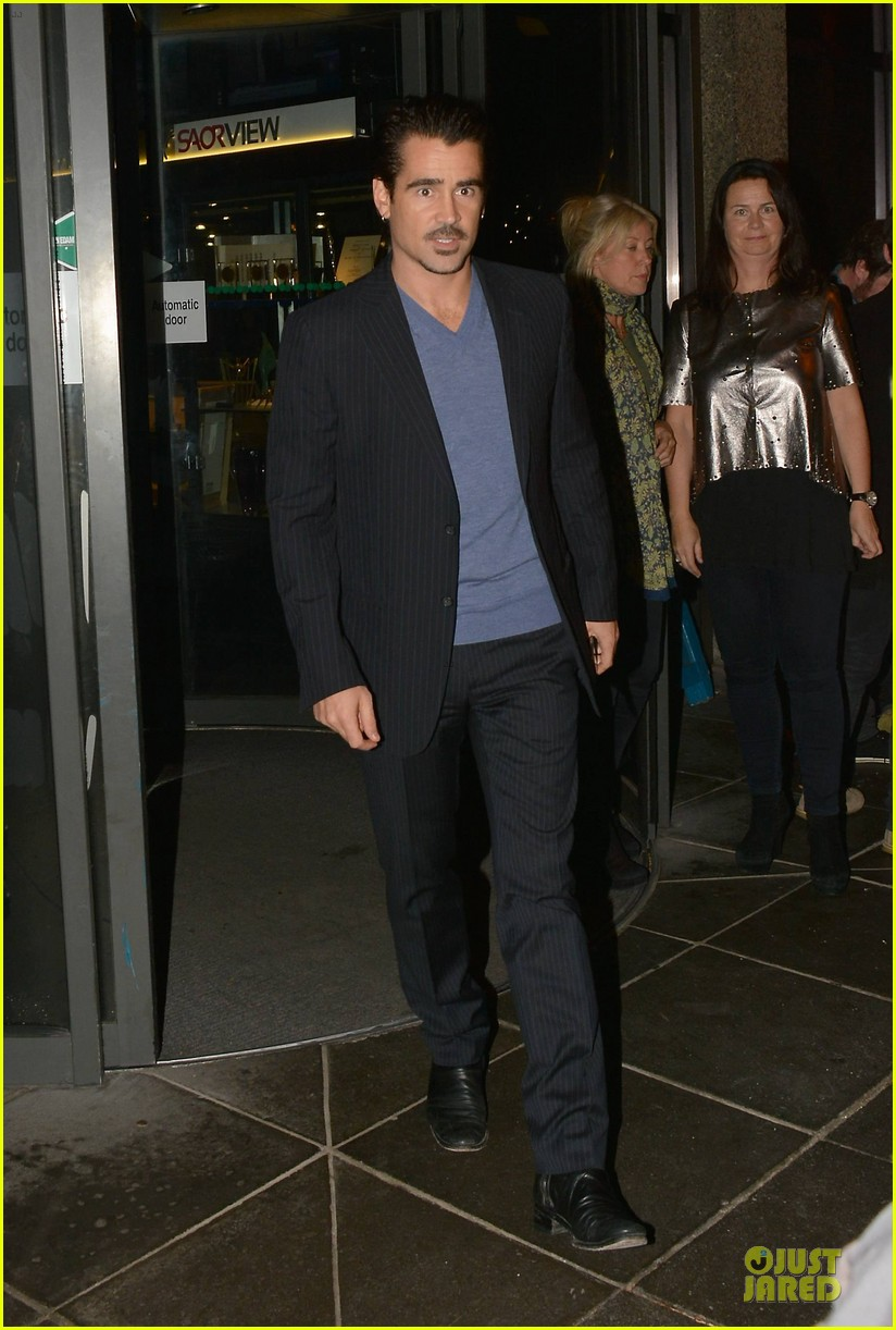 colin farrell opens up about drug use on late late show 012974774