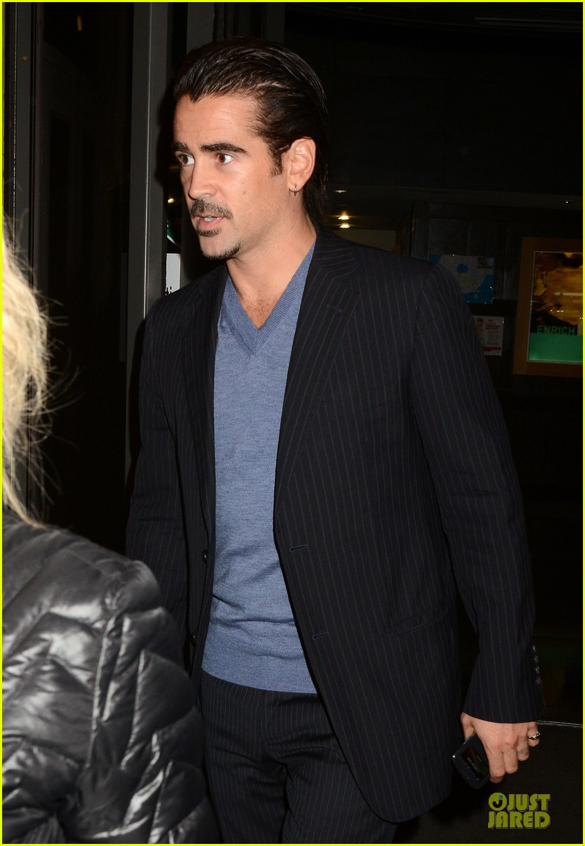 colin farrell opens up about drug use on late late show 062974779