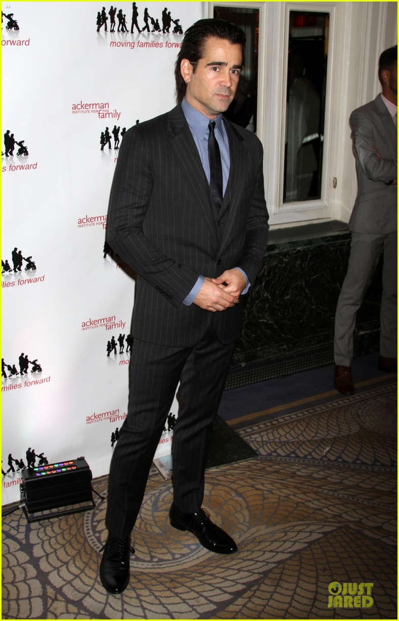 colin farrell families moving forward gala honoree 07