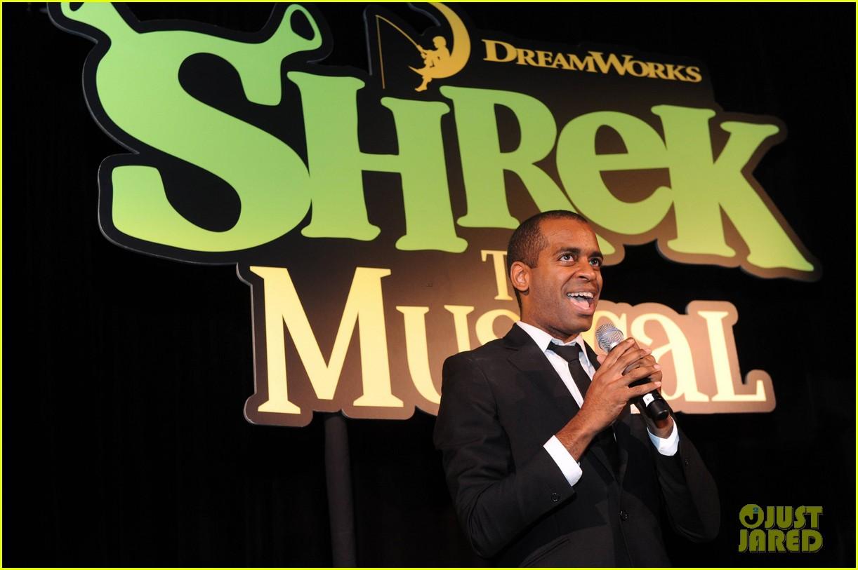 sutton foster launches shrek the musical dvd 202973200
