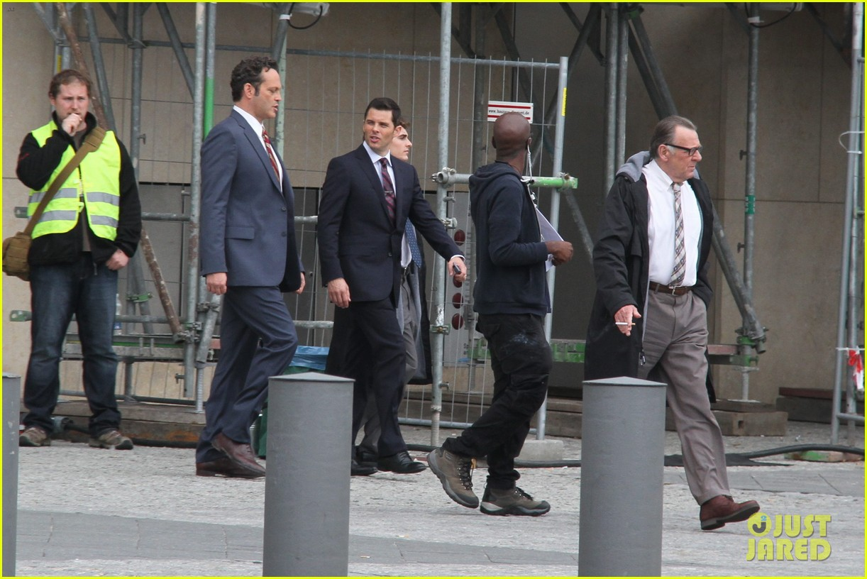 dave franco business trip set with james marsden 022968968