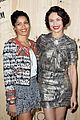 freida pinto january jones isabel marant h m paris photo call 09