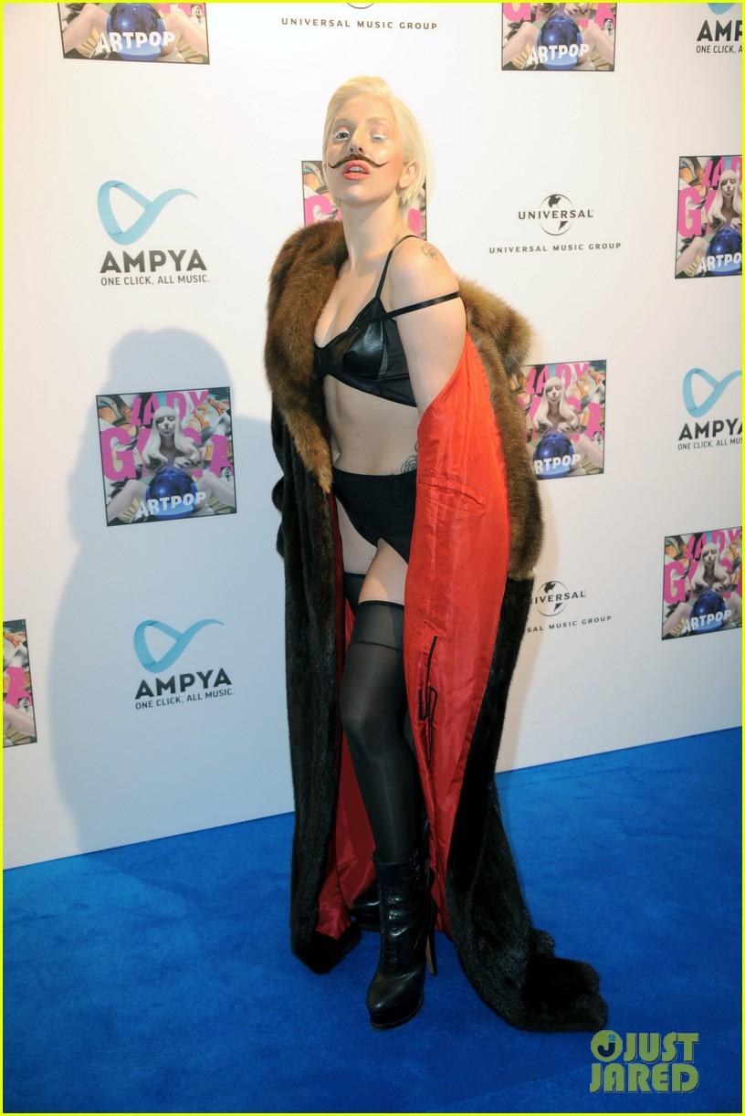 lady gaga artpop listening party in berlin 112978448