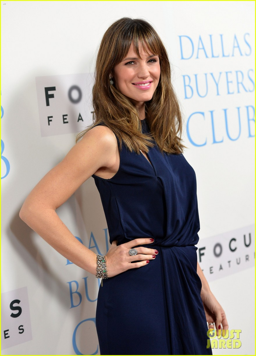 jennifer garner matthew mcconaughey dallas buyers club premiere 072974023