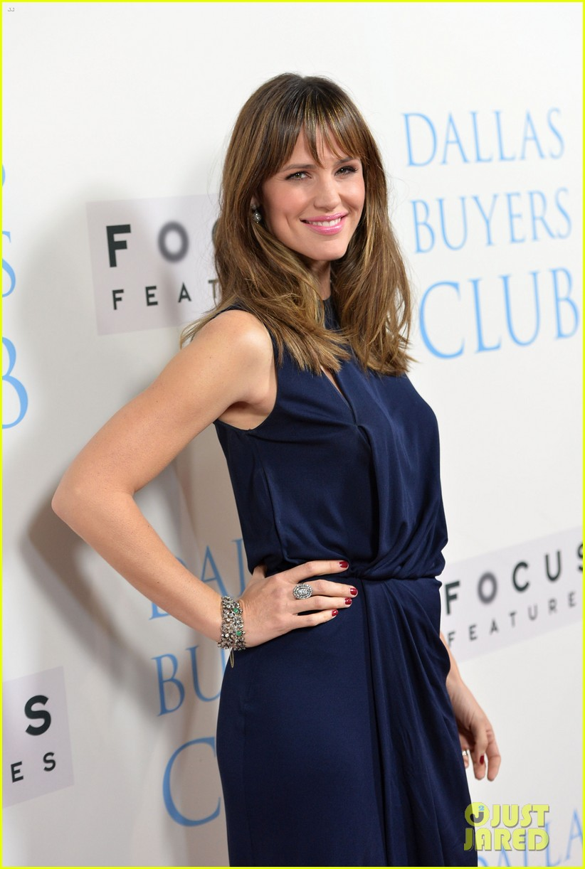 jennifer garner matthew mcconaughey dallas buyers club premiere 15