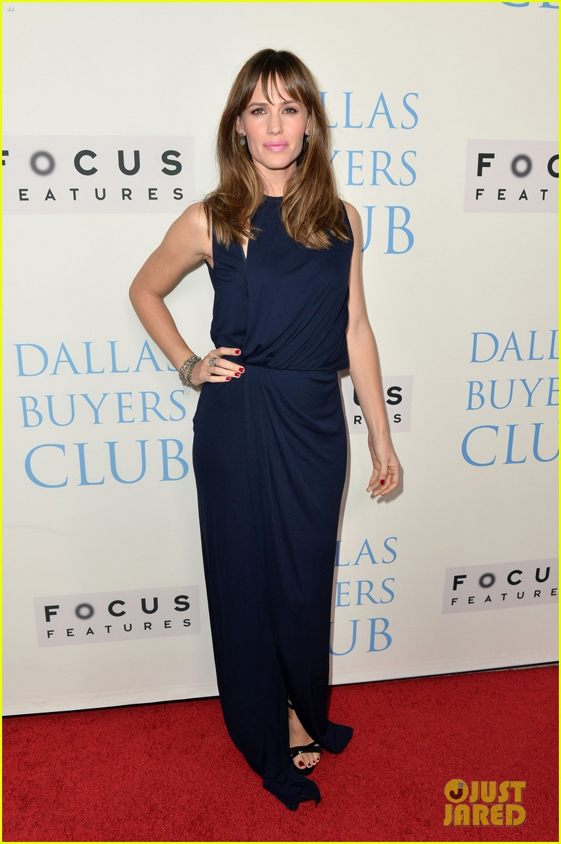 jennifer garner matthew mcconaughey dallas buyers club premiere 192974035