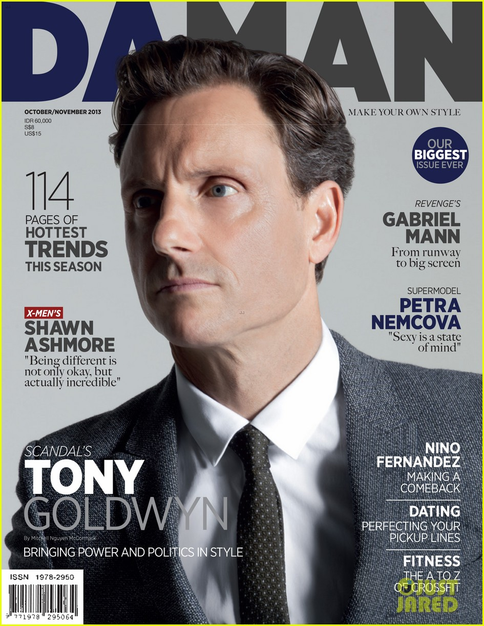 scandal tony goldwyn covers da man oct nov 2013 05