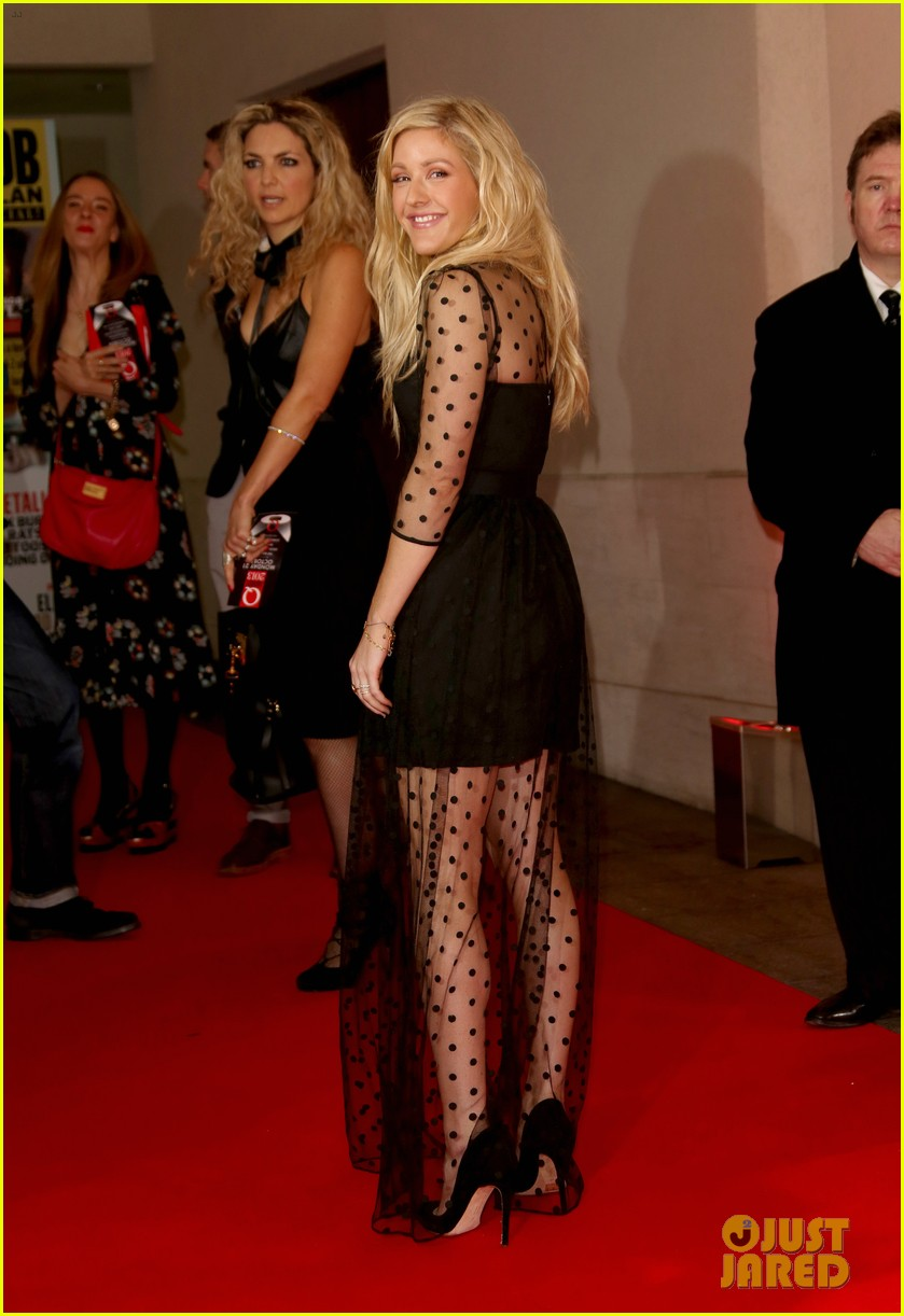 ellie goulding jake bugg q awards 2013 072976481
